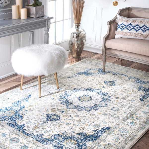 The Gray Barn Peaceful Acres Traditional Persian Vintage Fancy Rug - 8' x 10'